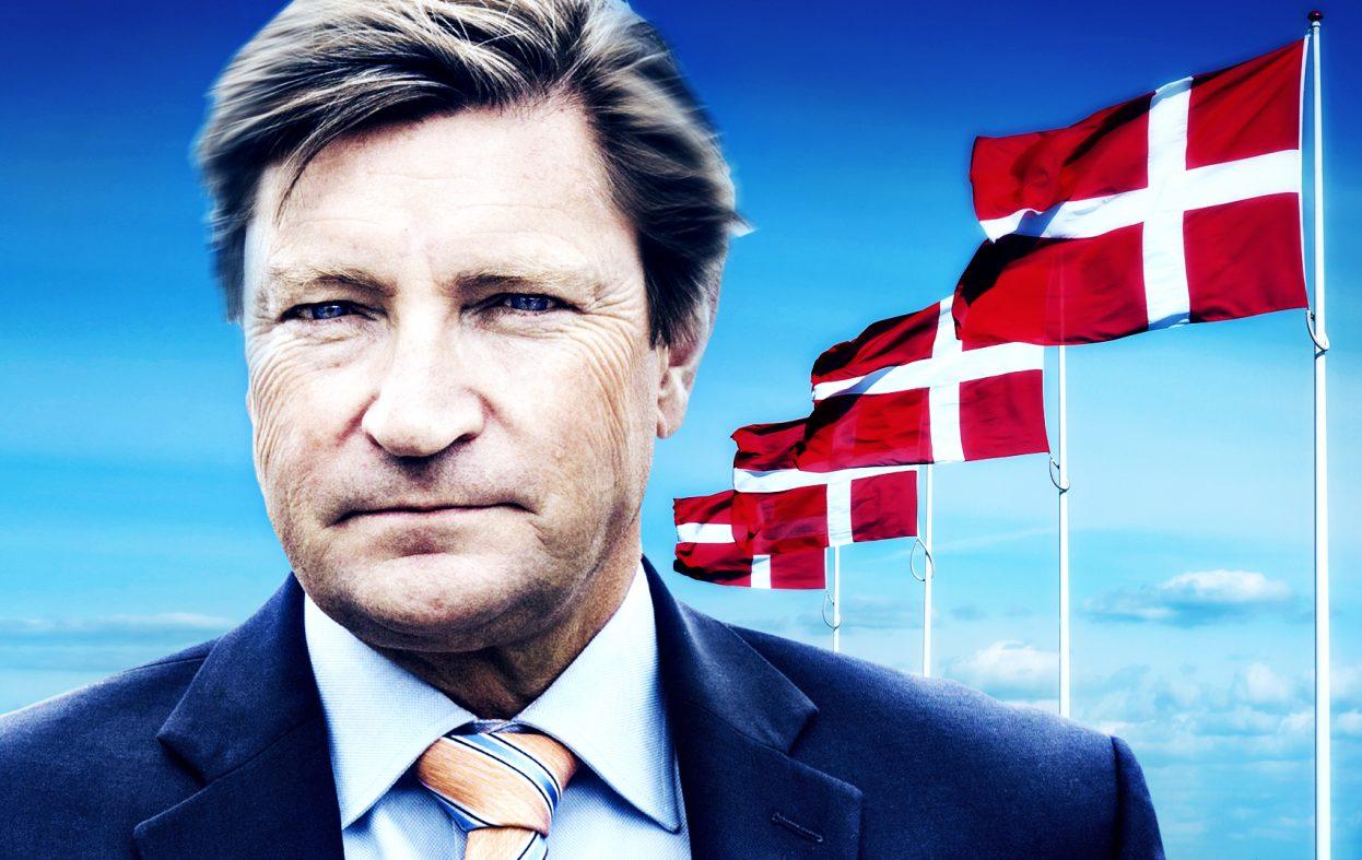 – Gjør som Danmark. Nærmest null innvandring, sier Tybring-Gjedde