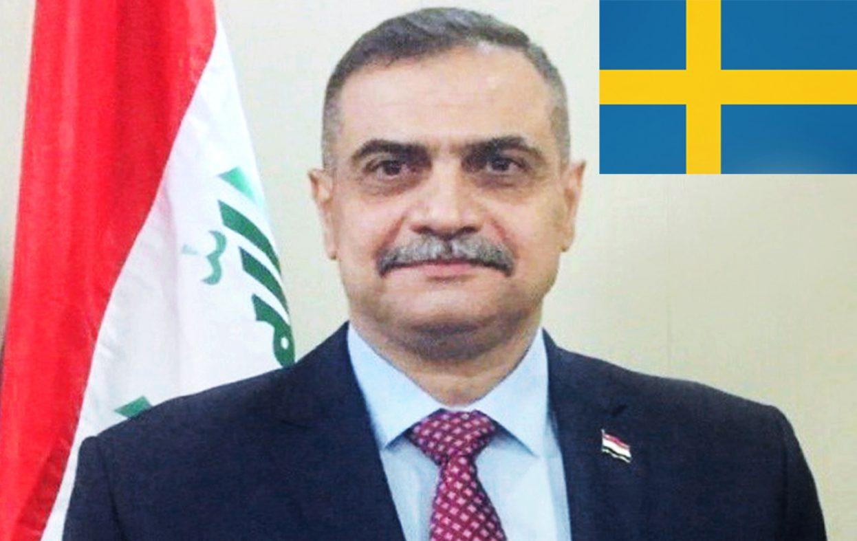 Iraks forsvarsminster er svensk statsborger