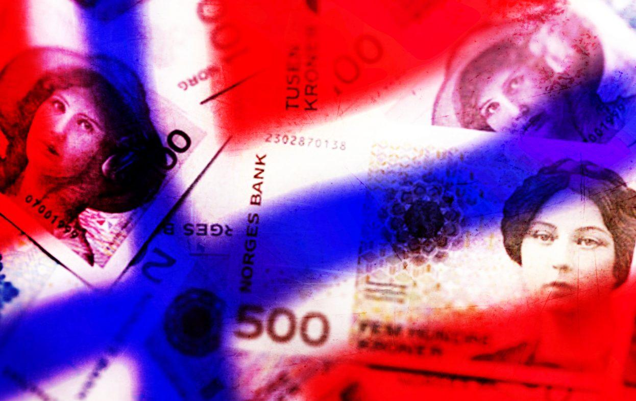 Midtøstens korrupsjon i full blomst i Norge og partiet SV
