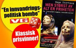Kjøp nå! Boken som kunne forandret Norge