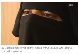 Flott! Den norskfødte IS-kvinnen Aisha Kausar vil ikke til Norge likevel