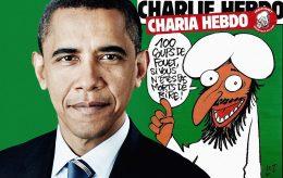 Charlie Hebdo: Fremtiden tilhørte ikke dem, sa Obama. Han har dessverre helt rett