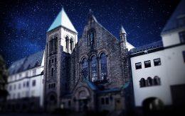 Islamist invitert med vennlighet til kirke i Oslo
