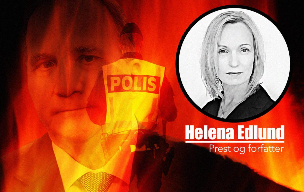 En prest spør statsminister Löfven: – Hvor skal vi svensker søke asyl?