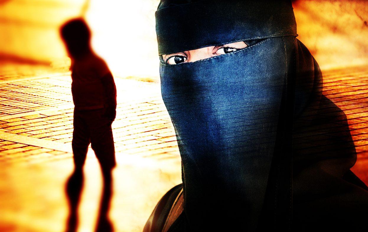 IS-kvinnen løslatt