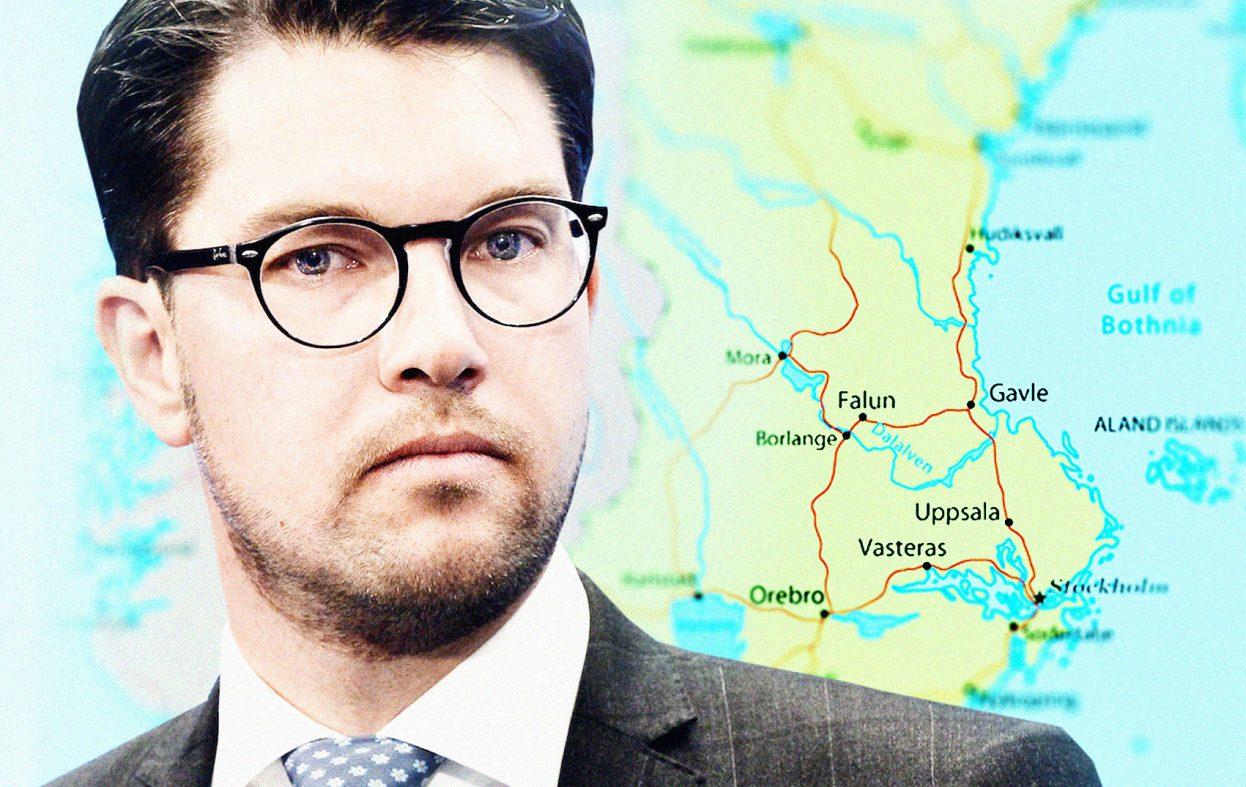 Åkesson: – Sverige er fullt
