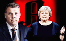 IS-kvinnen: Hvem snakker sant? Erna Solberg, Jøran Kallmyr eller Aftenposten?