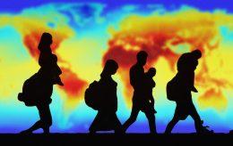 SV og Venstre vil at klima skal gi asyl i Norge. FrP sier «helt uaktuelt»