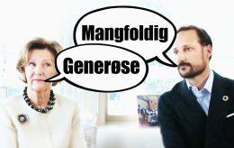 Nei, Sonja og Haakon: Nordmenn må ikke være rause overfor alle som kommer hit. Tvert om