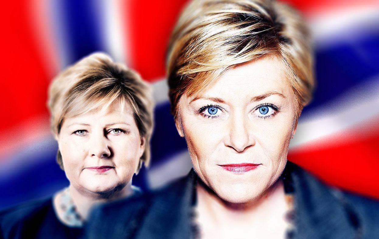 FrP knuser Høyre etter knefallet for IS-kvinnen