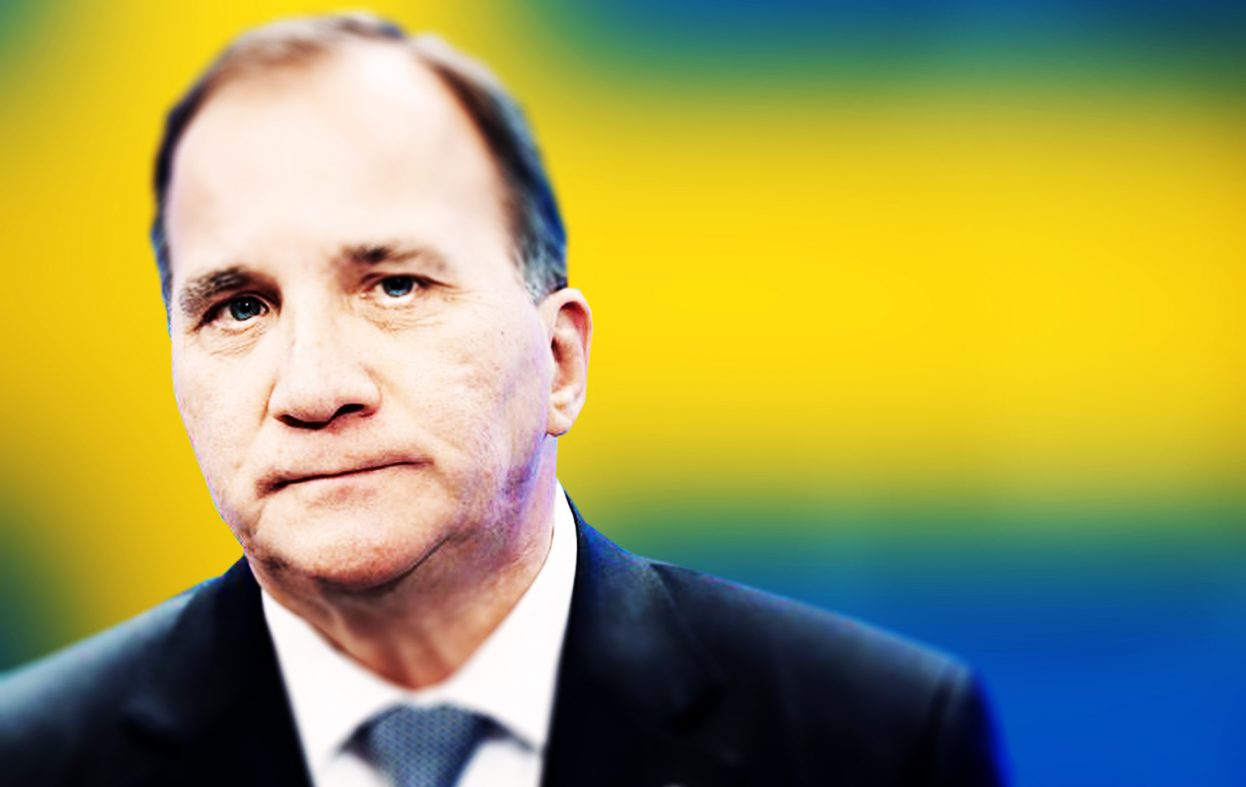 66 prosent av muslimene har stemt på Löfvens parti