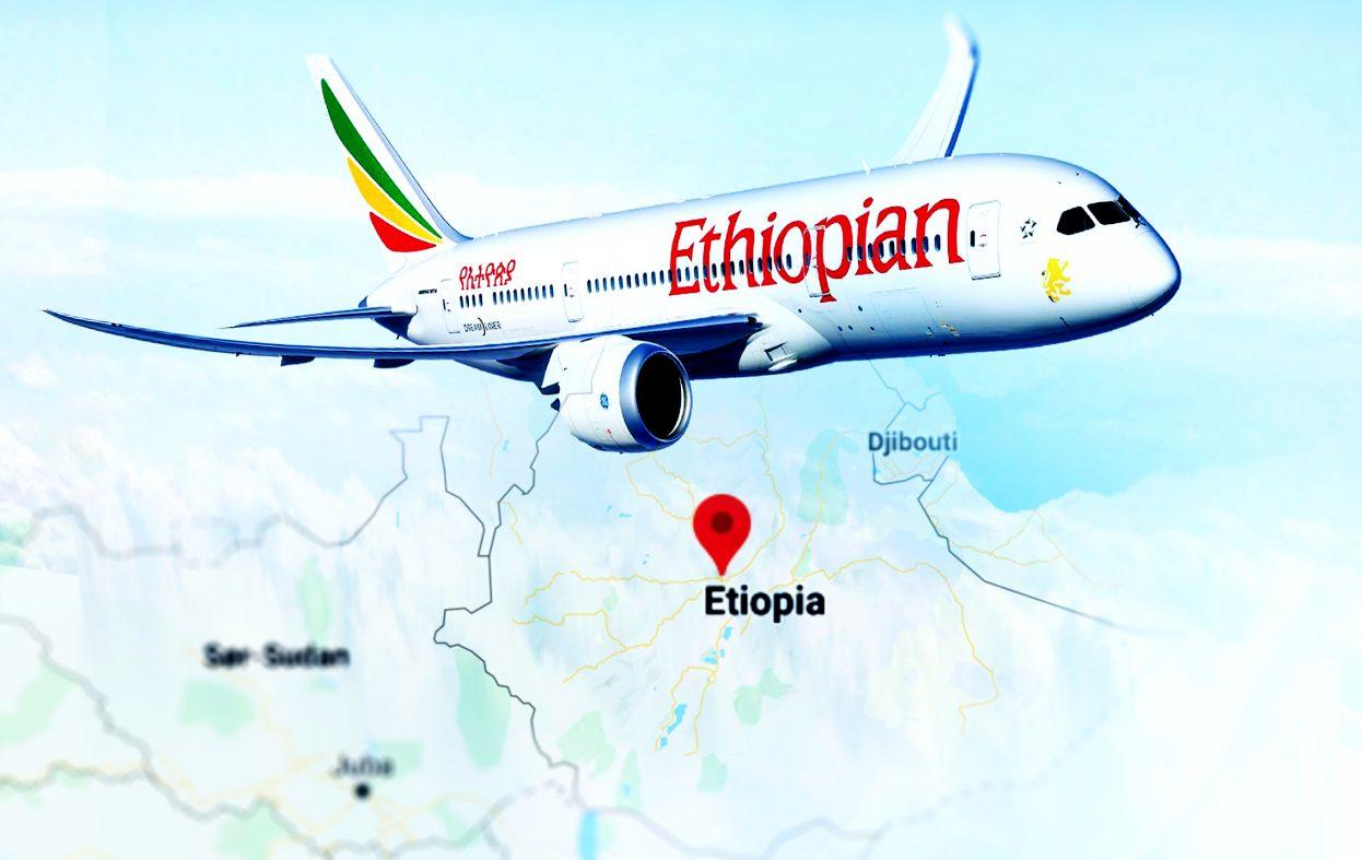 Flyselskap med daglige avganger fra Oslo til Addis Abeba