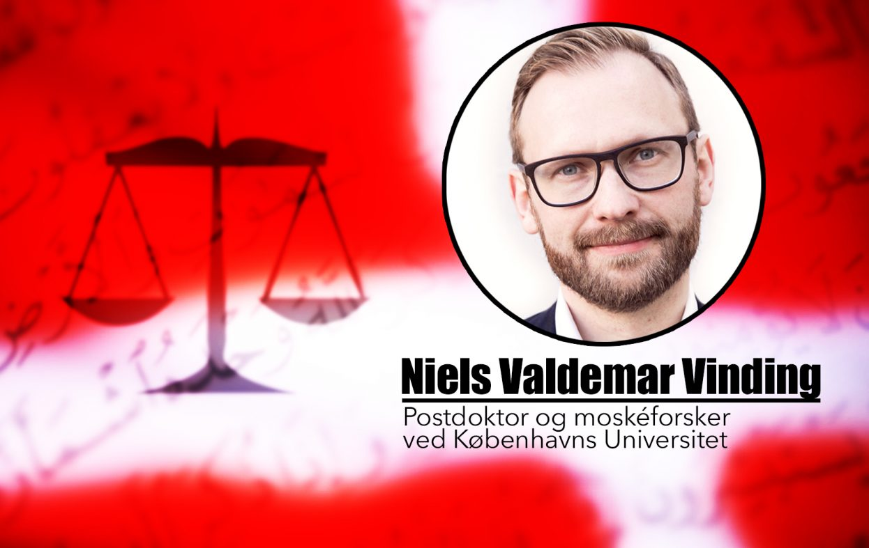 «Sharia er blitt anerkjent i Danmark», sier forsker. Hva med Norge?