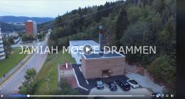 Ny stormoské med minaret i Drammen: «Alle er velkomne»