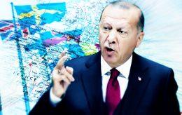 Erdogans farlige spill