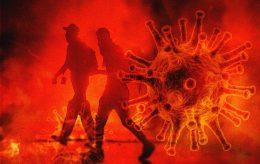 Gettoene slipper korona-tiltak i frykt for voldelige opptøyer