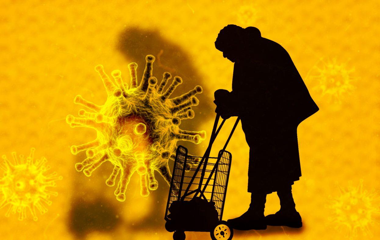 Sverige ofrer sine eldre og syke
