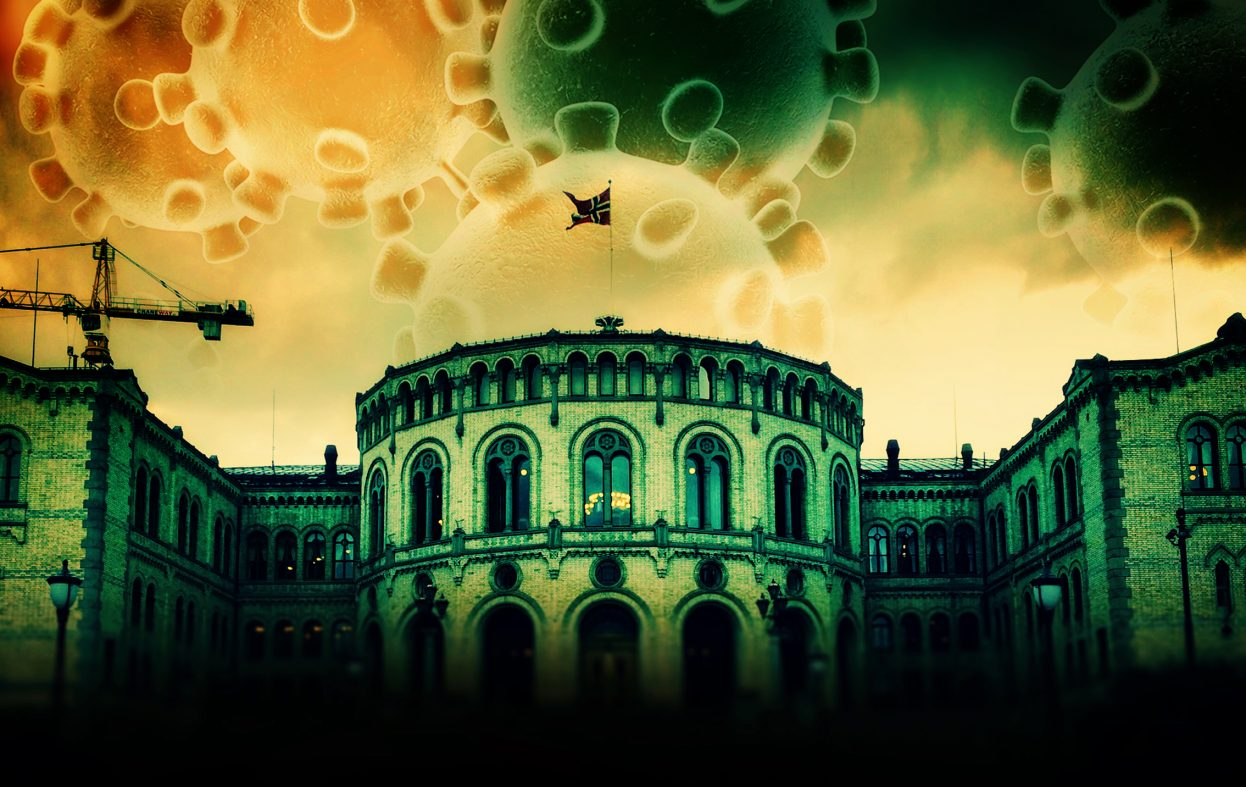 Regjeringens koronalov blir avvist – den er for «hemmelig»