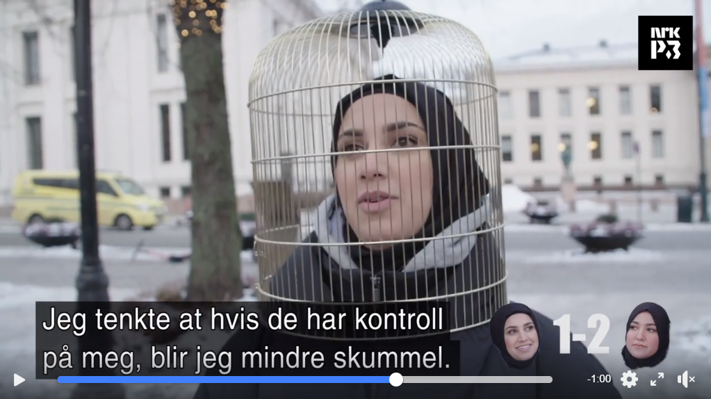 NRK med ekstremt banal propaganda for hijab