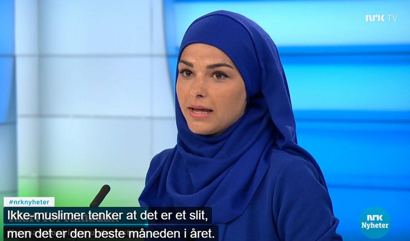 Det islamske hykleriet med full støtte fra NRK