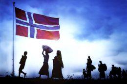 Asylsøkere fra hele verden tar seg til Norge