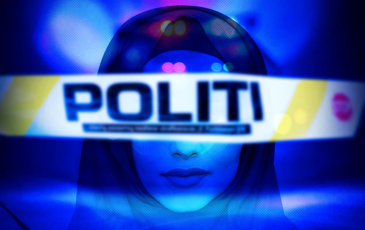 -KrF må skrote forslaget om hijab i politi og rettssalen
