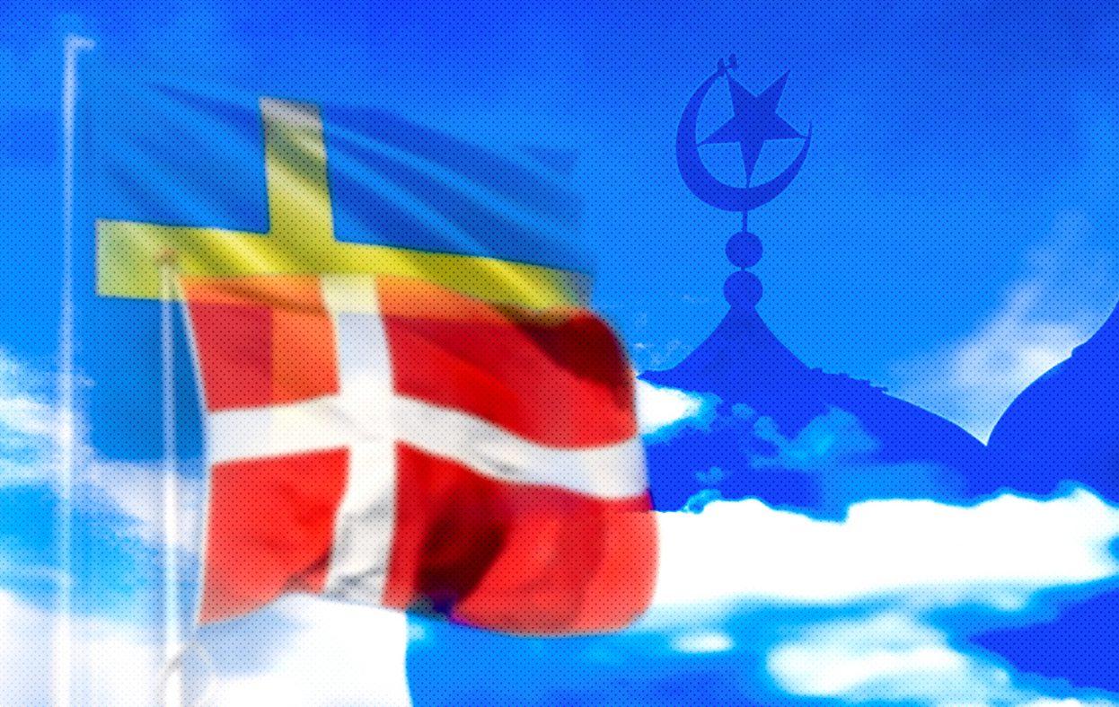 Danmark frykter militante islamister: forlenger grensekontroll mot Sverige