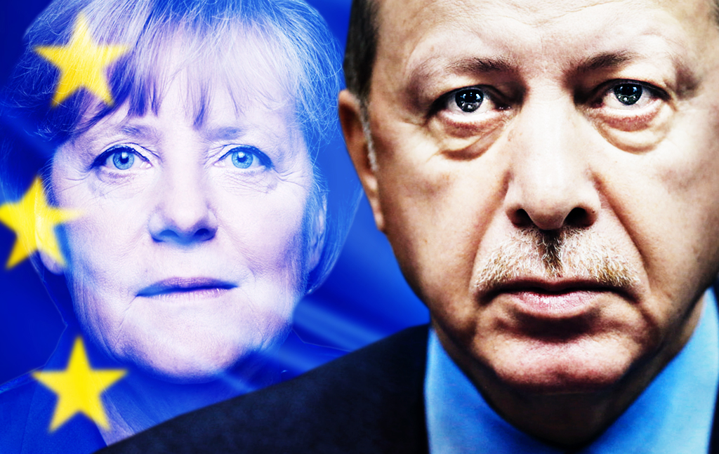 Europa må sette foten ned for despoten Erdogan