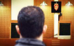 Norsk rettsal: Han forsto ikke spørsmålet om å ha voldtatt kona