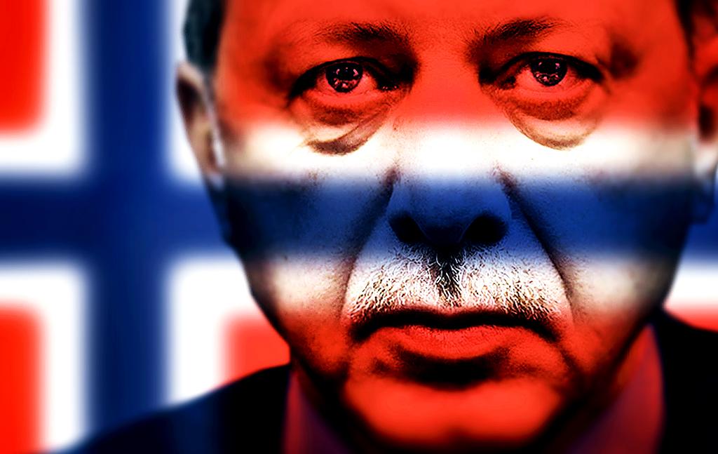 Tyrkia trekker nazi-kortet igjen