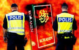 Varsler voldelig opprør og branner i flere byer grunnet islamprovokasjon