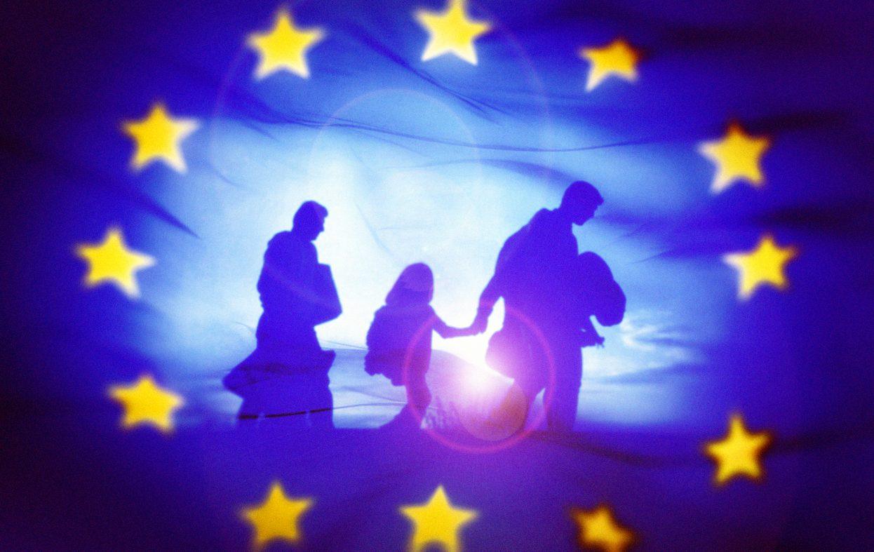 EU vil tvinge innvandrere på oss