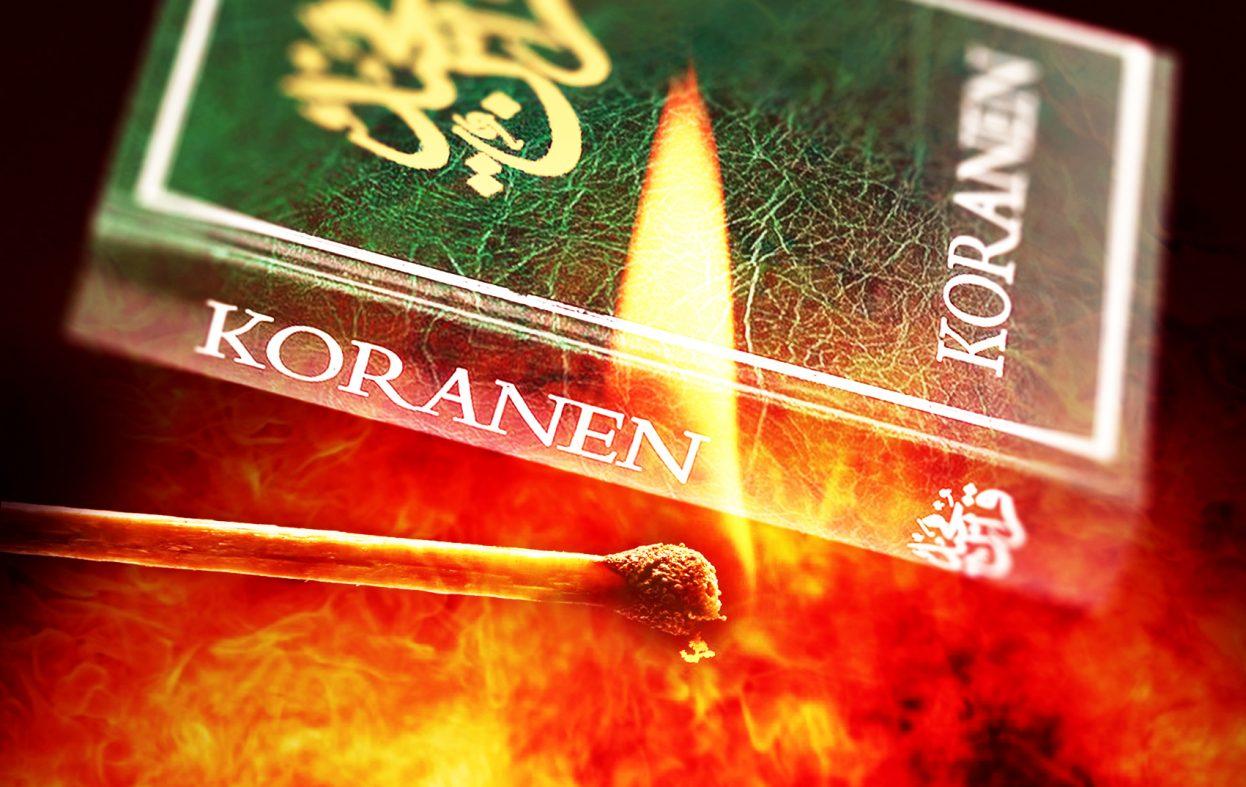 Sverige har innført forbud mot blasfemi