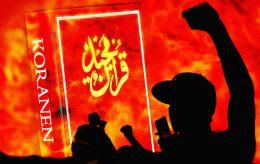 Koranen brennes flere steder. Starten på et opprør i folket?