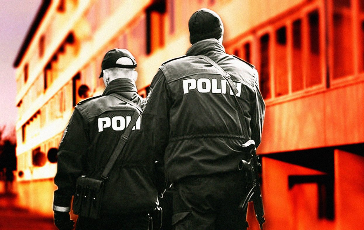 Dødsferd endte med at sykehus ble stormet – ikke i Beirut men i Danmark