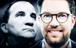 Folket har nå større tillit til Åkesson enn statsminister Löfven