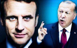 Erdogan: president Macron bør mentalundersøkes