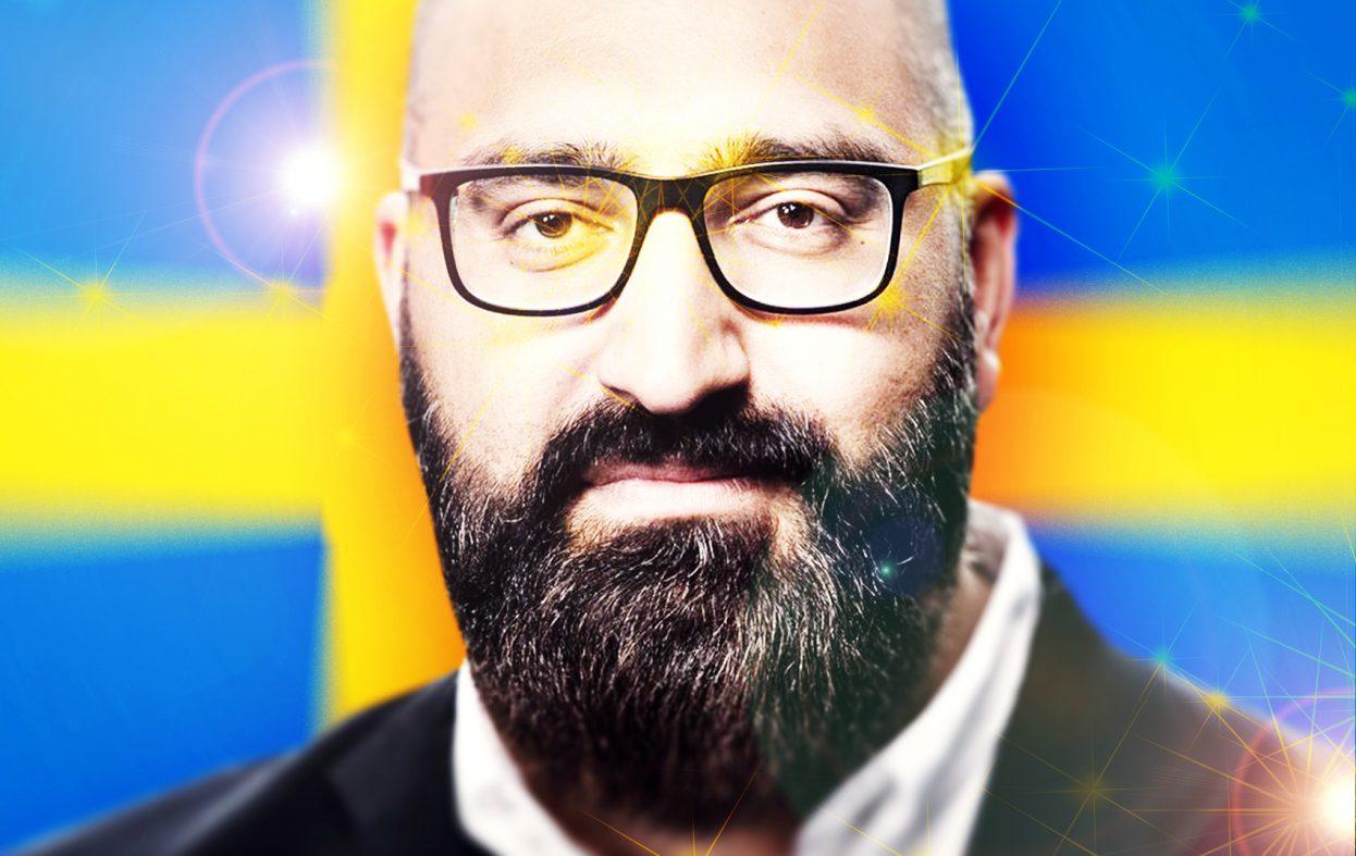 «Årets svenske» og rektor angrep jøder og homser under pseudonym på internett