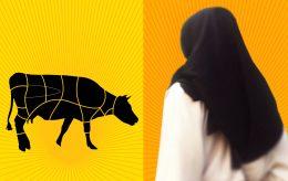 Drammen: – Kvinner uten hijab er som et kjøttslakt