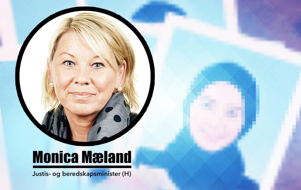 Politisk rådgiver til justisministeren fullstendig på hijabtur