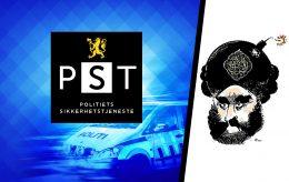 Nye Muhammed-karikaturer. Nå Røros – politi og PST er koblet inn
