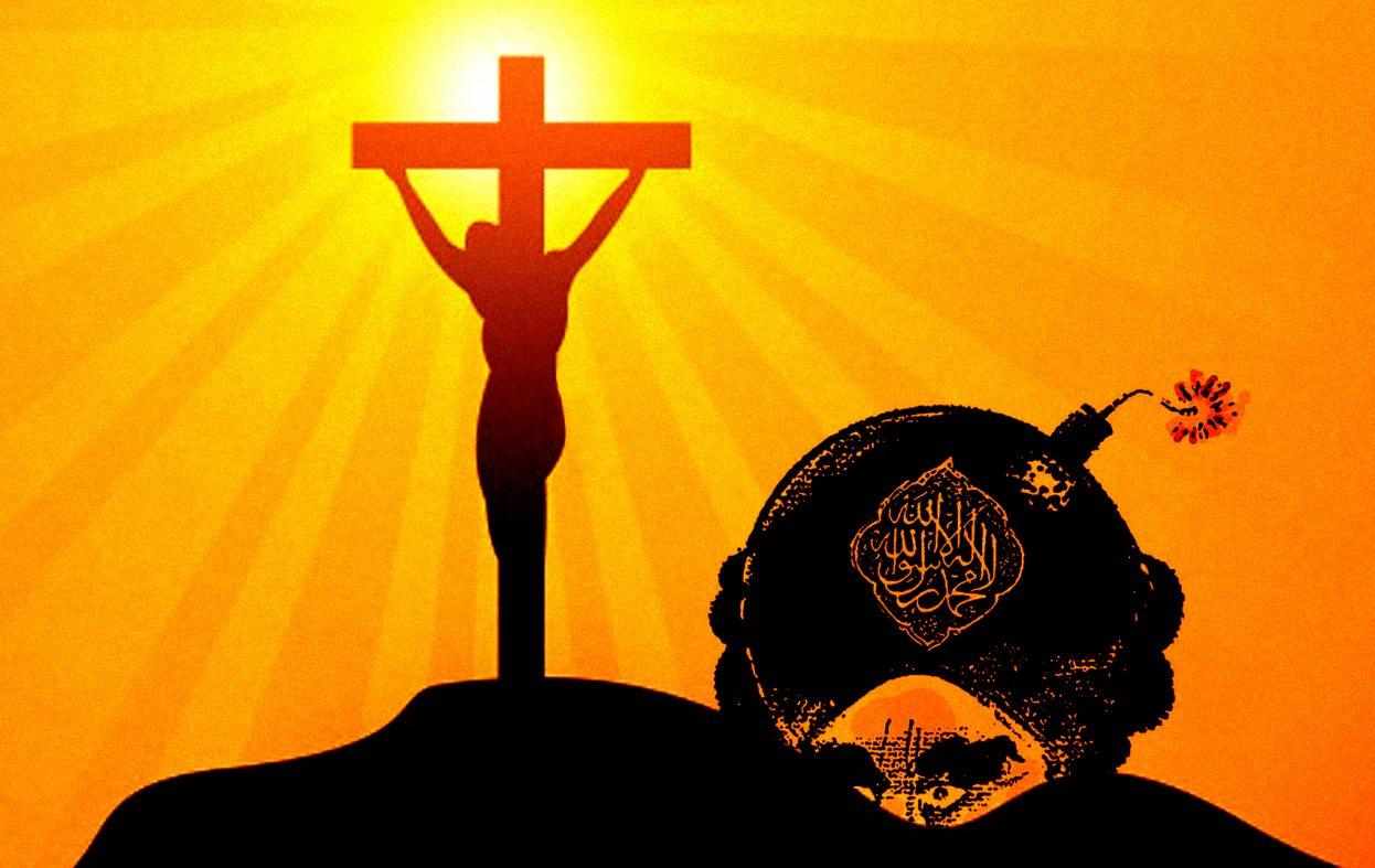 Jesus og Muhammed: kjærlighet versus straff