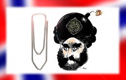 Muhammed-karikaturer: Vår tids binders og frihetskamp