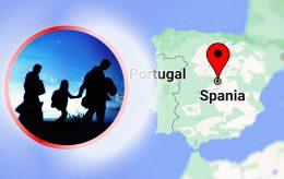 Migranter på Kanariøyene fraktes til det spanske fastlandet