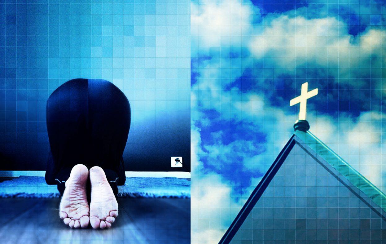 Prest: – Innse det. Vi er i en religionskrig