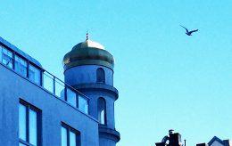 Like mange moskeer i Norge som i Frankrike