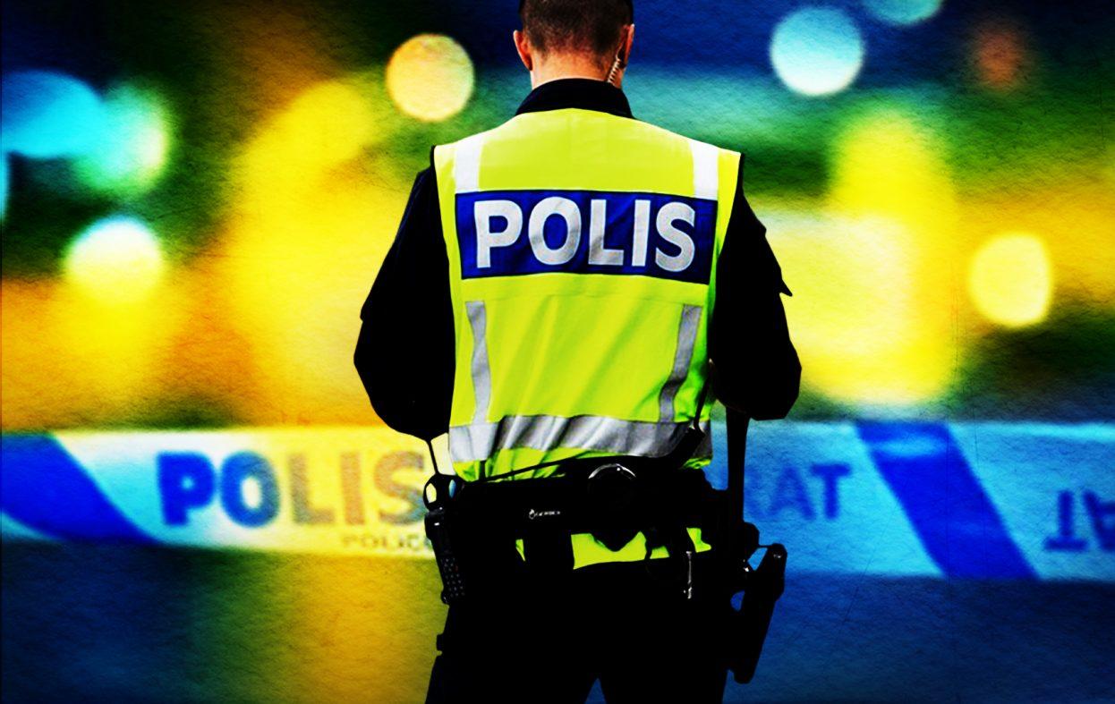 Terroranslag avverget i Stockholm