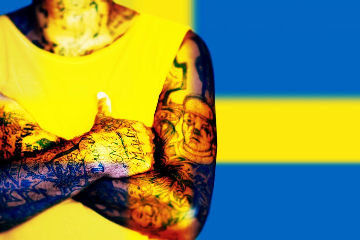Jeg ville ønske, at den progressive ødelæggelse af Sverige bare var en dårlig amerikansk film