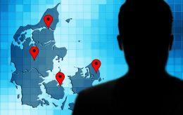 Voldsom terrorsak i Danmark med vitne som frykter for livet sitt