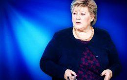NRK angriper Erna med falsk islam-nyhet